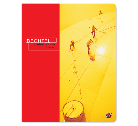 Bechtel report cover