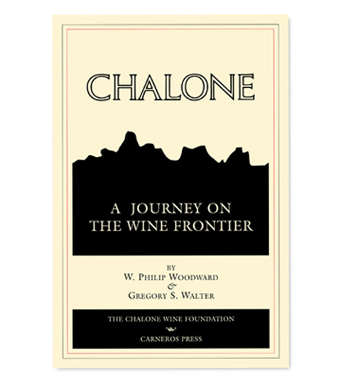 Chalone Vineyards cover