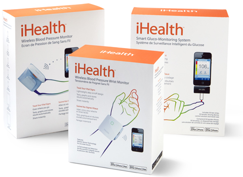 ihealth 3 packages