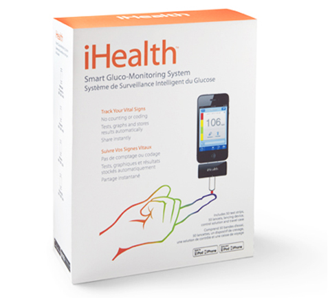 iHealth Labs gluco box