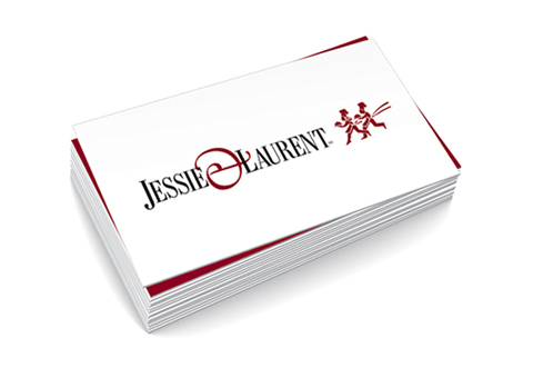 jessie et laurent business cards