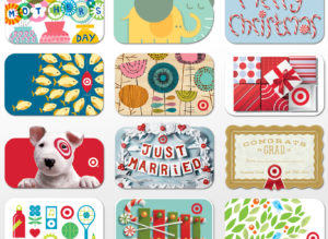 target gift card promotion