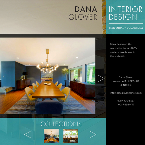 Dana Glover Interior Design | Case Study