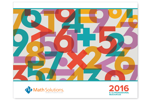math solutions catalogue 2016